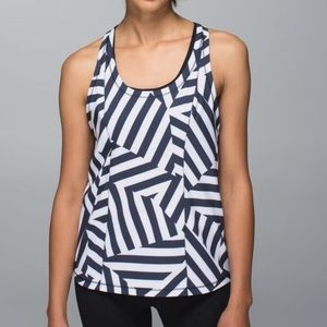 LULULEMON Seawheeze Lightened Up Singlet Tank